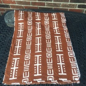 Aztec Mud Cloth Fabric Bohemian